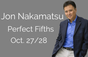 Perfect Fifths with Jon Nakamatsu & the PSO @ Heritage Theatre | Campbell | California | United States
